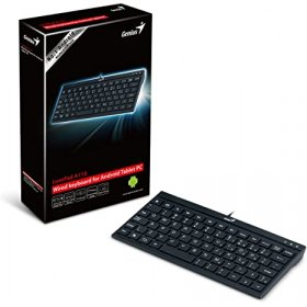 Genius LuxePad A110 Wired Keyboard for Android Tablet