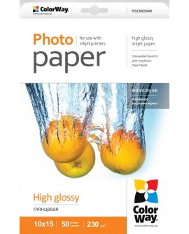 ColorWay High Glossy Photo Paper (PG2300504R)