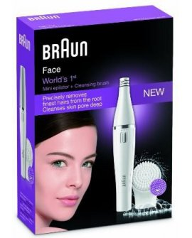 epilators Braun Face SE810, SE810 FACE