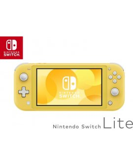 Nintendo Switch Lite Yellow, NSH110