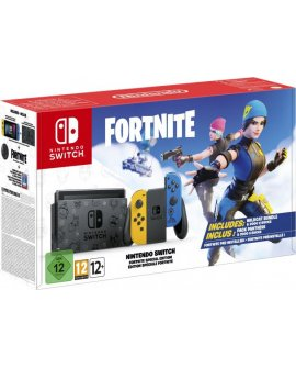 Nintendo Switch Fortnite Special Edition, 45496453237