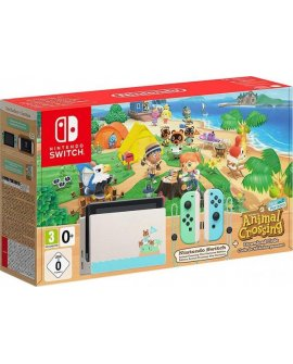 Nintendo Switch Animal Crossing Edition, NSH012
