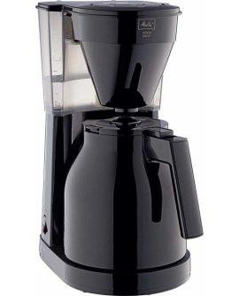 Ekspres przelewowy Melitta Melitta Easy II Therm, filter machine (black), 1023-06