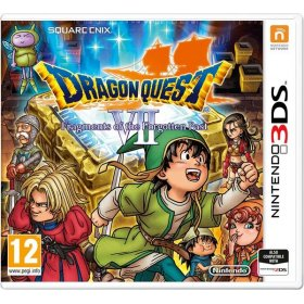 Spēle Nintendo 3DS Dragon Quest VII: Fragments of the Forgotten P, NI3S138