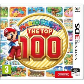 Gra Nintendo 3DS Mario Party: The Top 100, NI3S4608