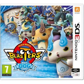 Spēle Nintendo 3DS YO-KAI WATCH Blasters White Dog, NI3S91540