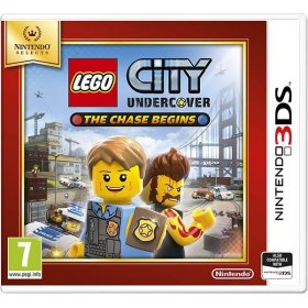 Spēle Nintendo 3DS LEGO City Undercover: The Chase Begins, NI3S4300