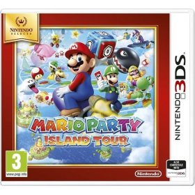 Spēle Nintendo 3DS =Mario Party: Island Tour, NI3S4606