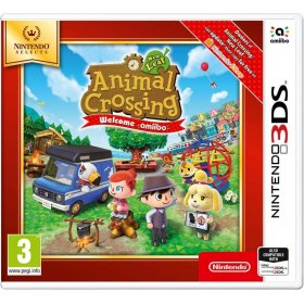 Gra Nintendo 3DS Animal Crossing New Leaf - Welcome amiibo, NI3S026