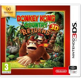 Spēle Nintendo 3DS Donkey Kong Country Returns 3D, NI3S1372