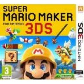 Spēle Nintendo 3DS Super Mario Maker (Selects), NI3S6892