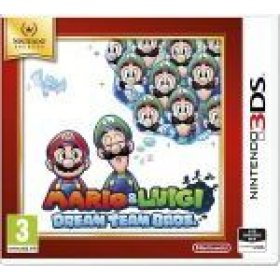 Spēle Nintendo 3DS Mario and Luigi Dream Team Bros, NI3S46150