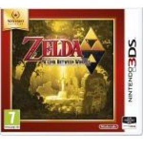 Gra Nintendo 3DS The Legend of Zelda A Link Between Worlds Select, NI3S7143