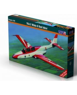 Olymp Aircraft TS-11 White&Red Iskra C-22