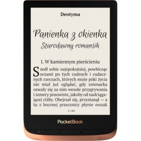 Czytnik PocketBook Touch HD 3 brązowy (PB632-K-WW)