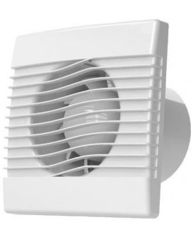 airRoxy Ventilators ścienny 120mm 16W pRim 120S, 01-005