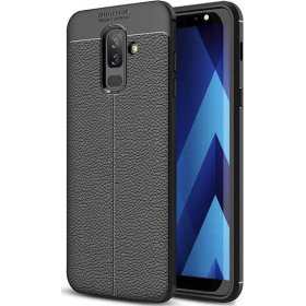 Alogy Leather Armor Samsung Galaxy A6 Plus