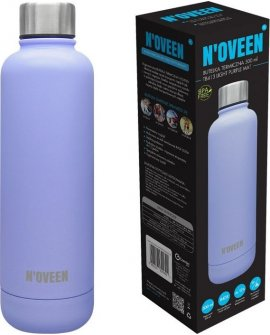Noveen pudele Termiczna NOVEEN TB413 Light Purple Mat 500 ml