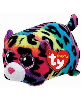 TY Teeny Tys Jelly multicolor lampart (217328)
