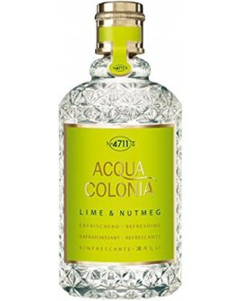 4711 Acqua Colonia Lime & Nutmeg EDC 50ml, 4011700744671