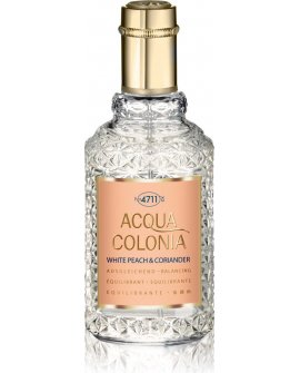 4711 Acqua Colonia White Peach & Coriander EDC 50ml, 4011700745364
