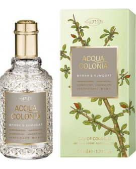 4711 4711 Acqua Colonia Myrrh & Kumquat EDC spray 50ml, 4011700747429