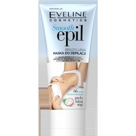 Eveline Maska d/dep 175 ml Smooth Epil, 86930