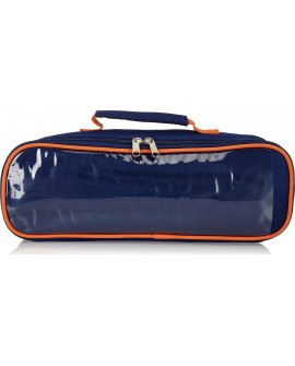 Peggy Peg Peggy Peg storage bag (empty) (Blue / Orange), 94842