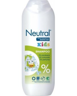 Neutral šampūns nawilżający Kids 250ml