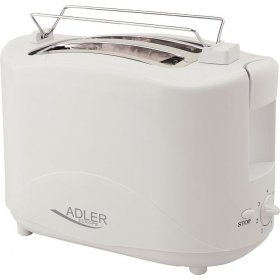 Toster Adler AD 3201 balts AD321