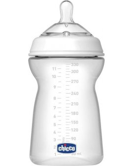 Chicco pudele Natural Feeling 6m+ 330ml, 238652